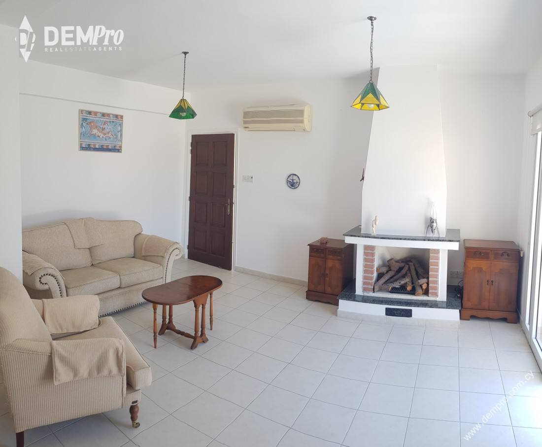 14588 Apartment For Rent In Kato Paphos Full