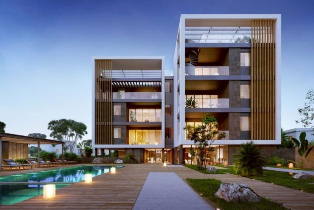 The Heritage 2 Bedroom in Paphos for sale