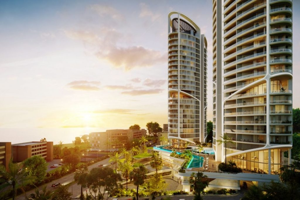 Infinity Towers 2 Bedroom in Limassol for sale