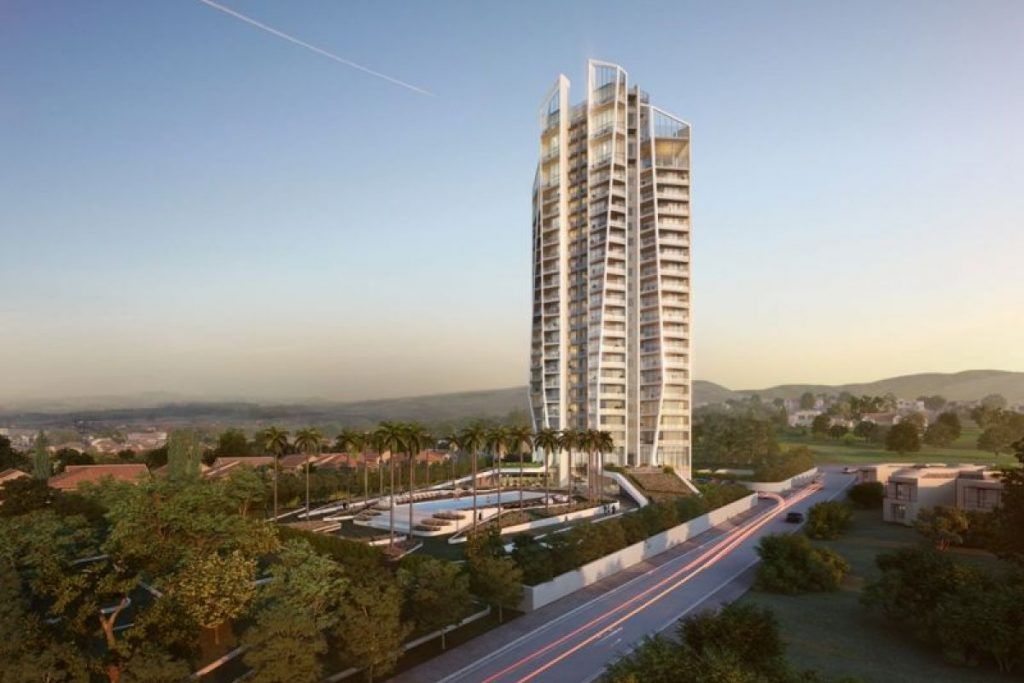 Sky Tower 2 Bedroom in Limassol for sale