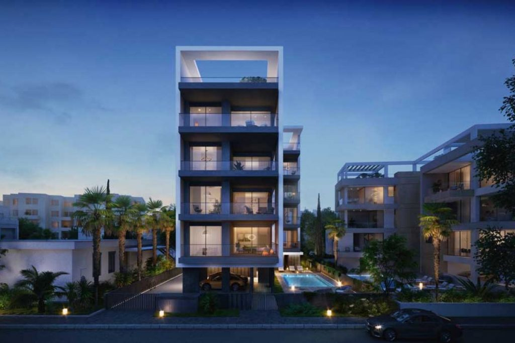 Bali Residence 3 Bedroom in Limassol for sale