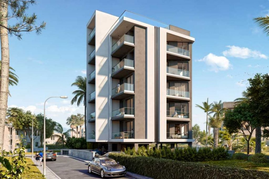 Kingston Place 3 Bedroom in Limassol for sale