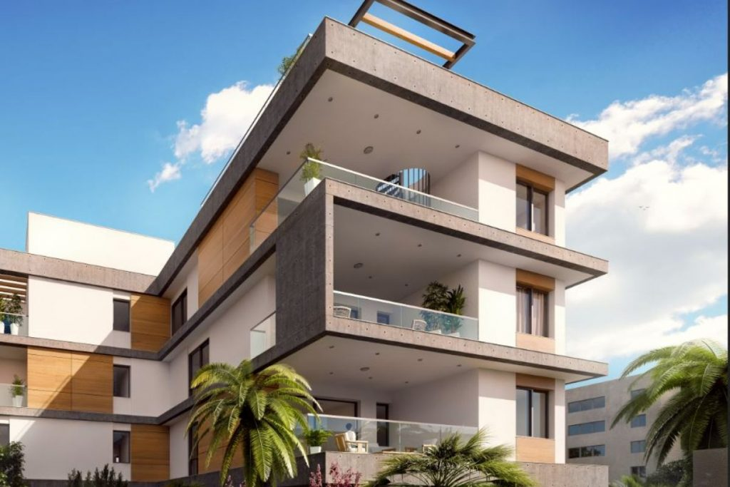 Allure Residence 3 Bedroom in Limassol for sale