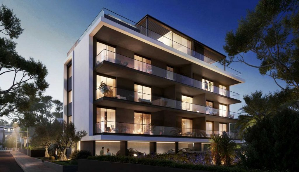 Aston House 1 Bedroom in Limassol for sale
