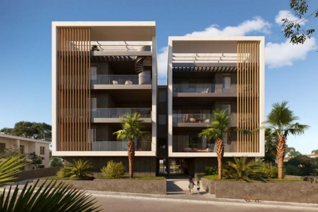 The Heritage 1 Bedroom in Paphos for sale