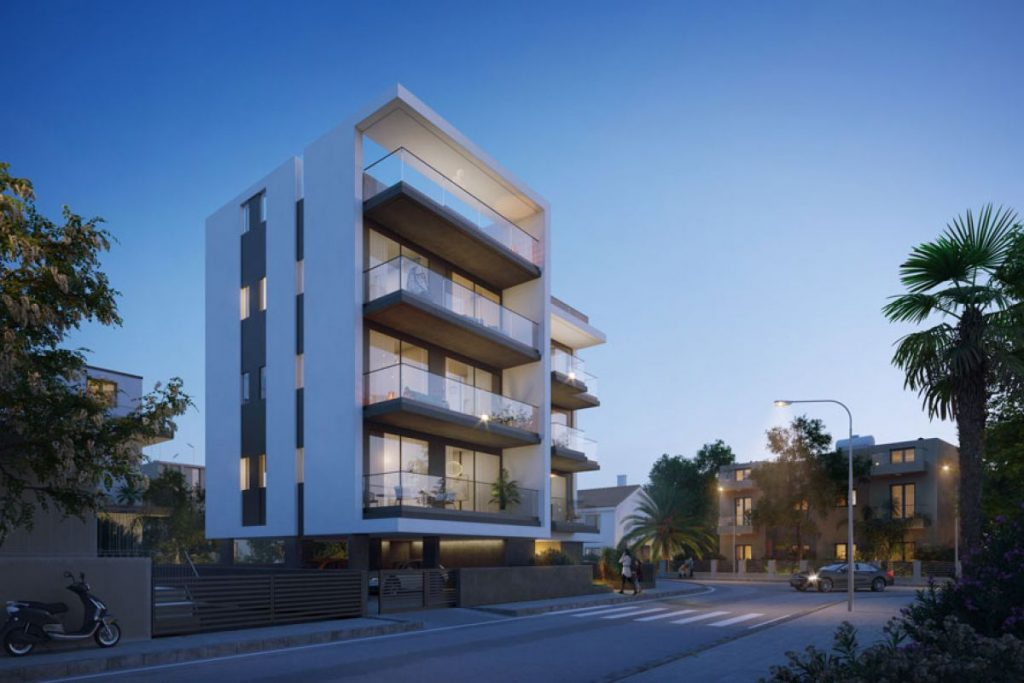 Greenford Place 1 Bedroom in Limassol for sale