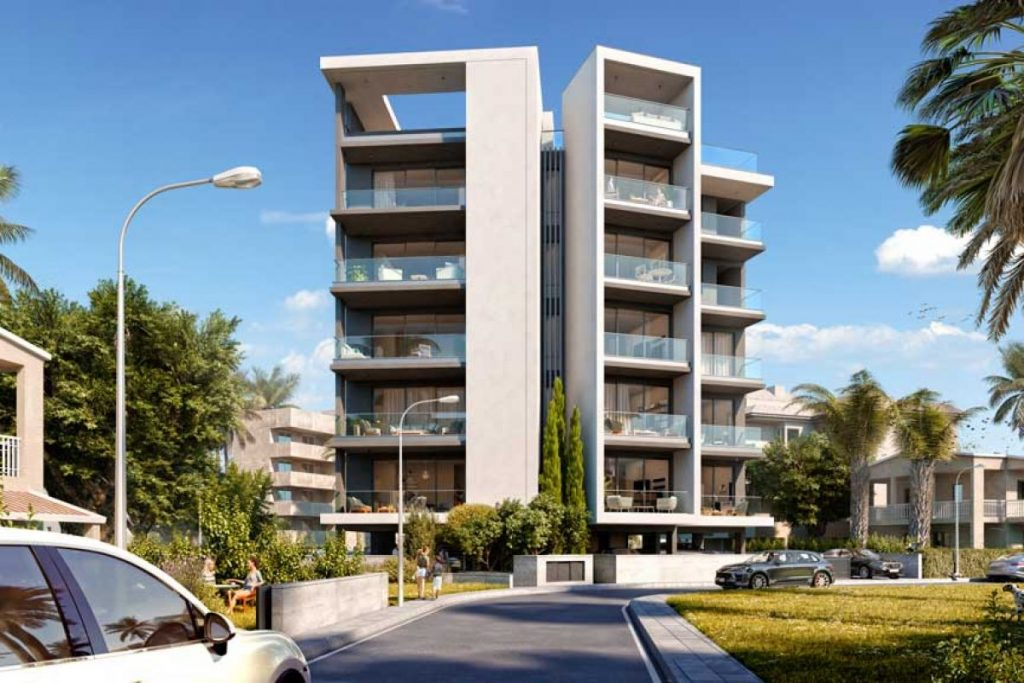 Kingston Place 2 Bedroom in Limassol for sale