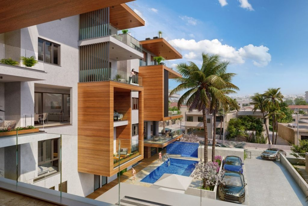 Hamilton Court 2 Bedroom in Limassol for sale