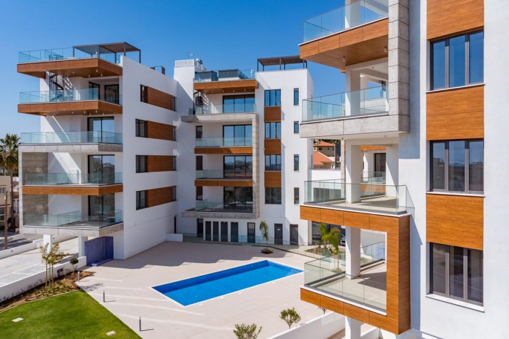 Columbia House 3 Bedroom in Limassol for sale