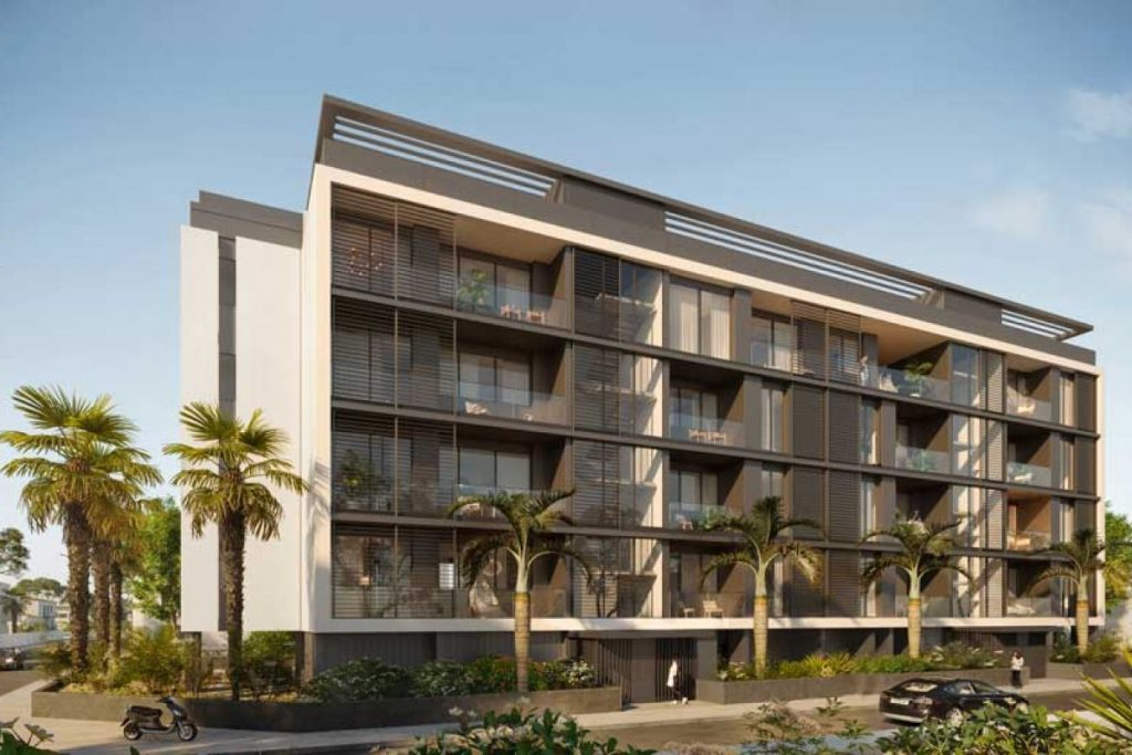 Rosewood Residence 4 Bedroom in Limassol for sale