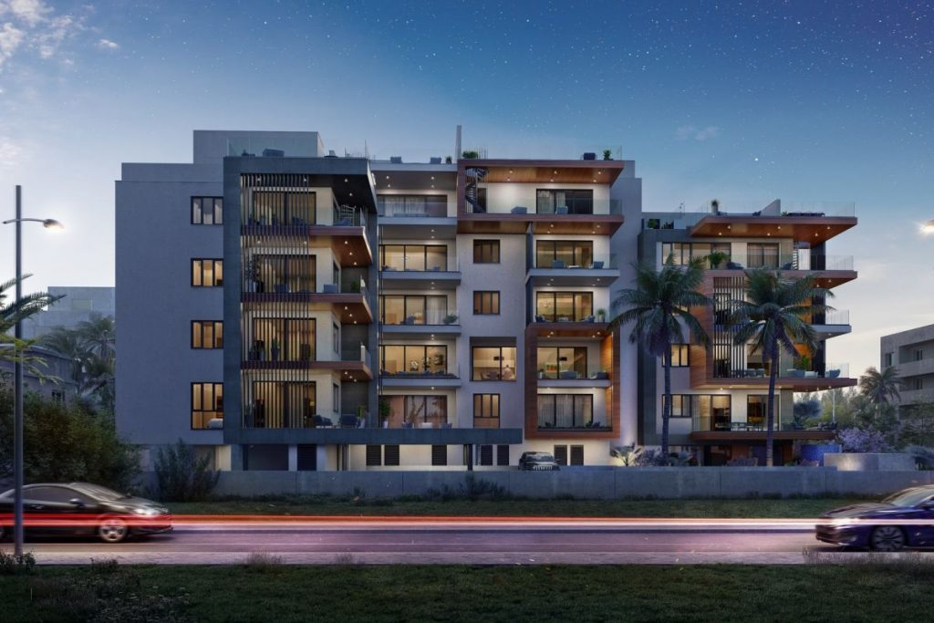 Hamilton Court 3 Bedroom in Limassol for sale