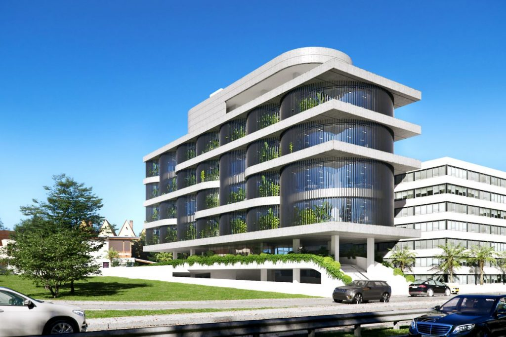 Liberty Tower  Bedroom in Limassol for sale