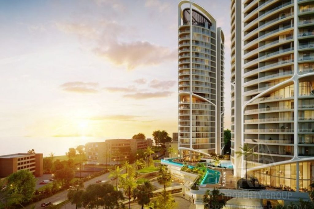 Infinity Towers 3 Bedroom in Limassol for sale