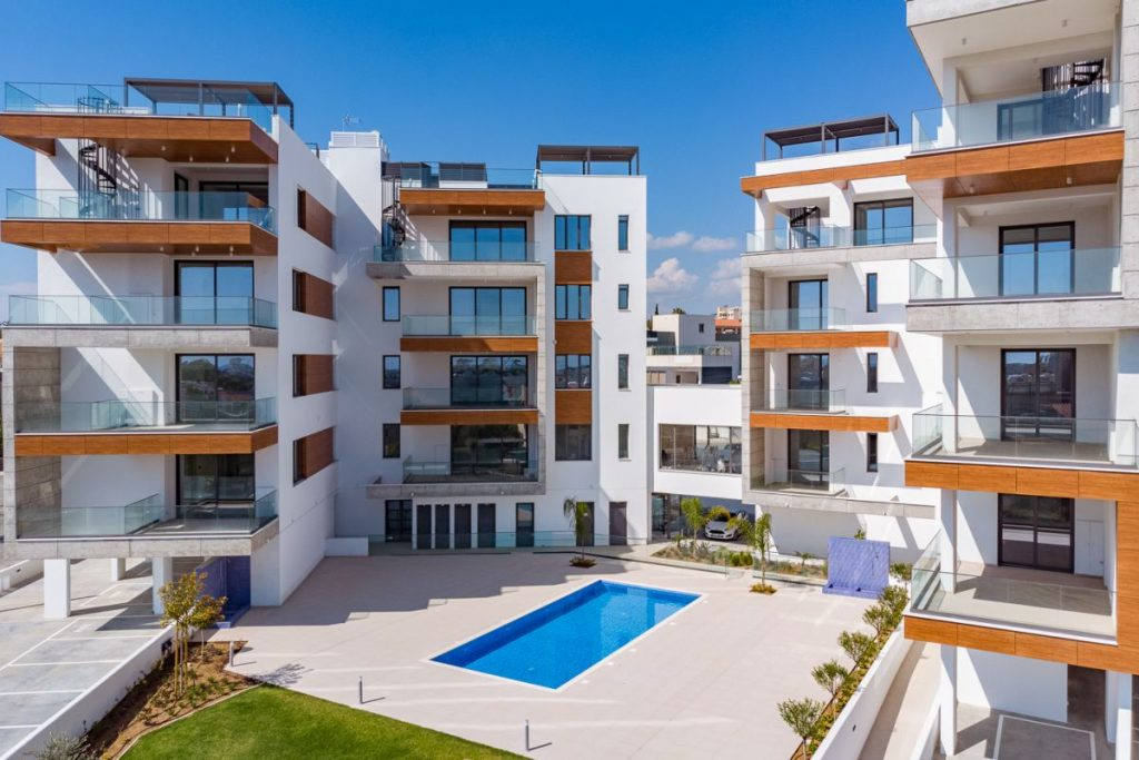 Columbia House 2 Bedroom in Limassol for sale
